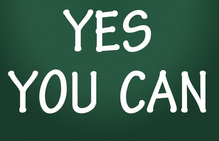 you can: s� se puede s�mbolo