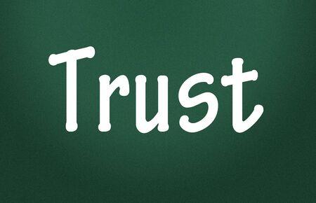 trust symbol  photo