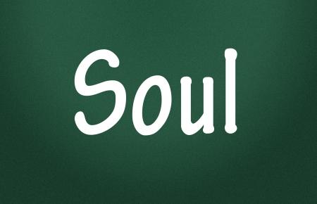 soul symbol Stock Photo - 13971201