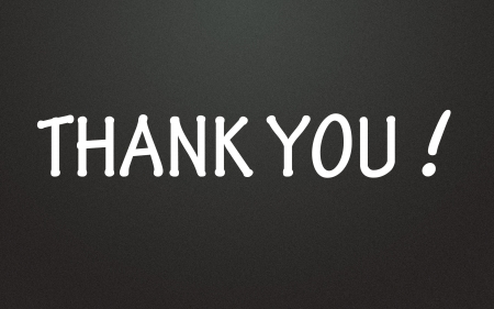 THANK YOU symbol Stock Photo - 14003858