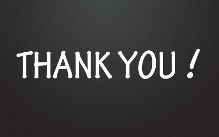 THANK YOU symbol Stock Photo - 14003858