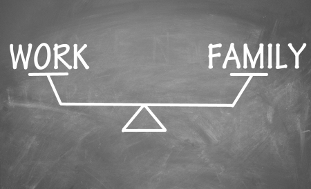 equitable: Balance of work and family