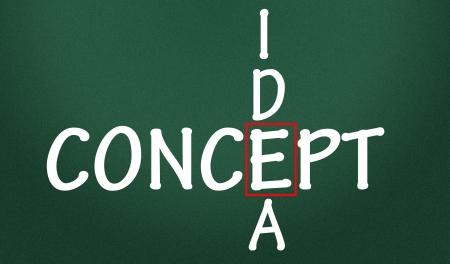 idea and concept symbol Stock Photo - 14164292