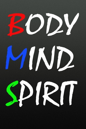 Body Mind Spirit Symbol Stock Photo Picture And Royalty Free Image