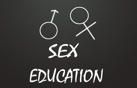 sex education symbol Stock Photo - 14164345