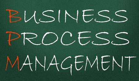 business process management symbol  photo