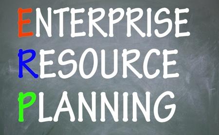 enterprise resource planning title photo