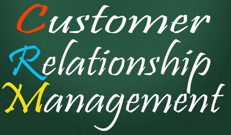 customer relationship management symbol  photo
