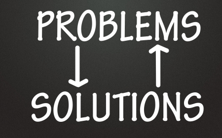 relation of problems and solutions photo