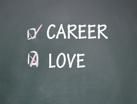 career and love choice photo