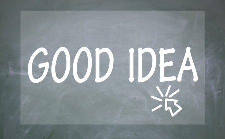 good idea symbol Stock Photo - 14348760