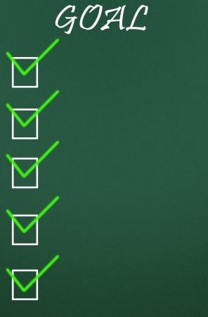 achievable: goal symbol
