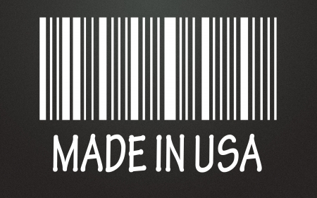 made in usa symbol  photo