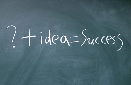 afflatus: success symbol