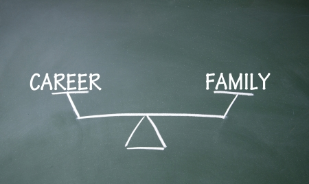 impartial: career and family choice