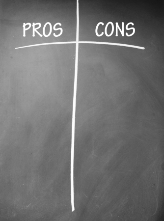 cons: pros and cons list