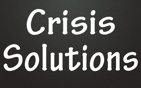 crisis solutions symbol  photo