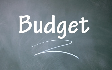 budget symbol  photo