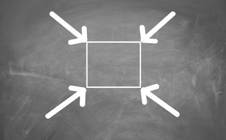 counterpoise: arrows symbol