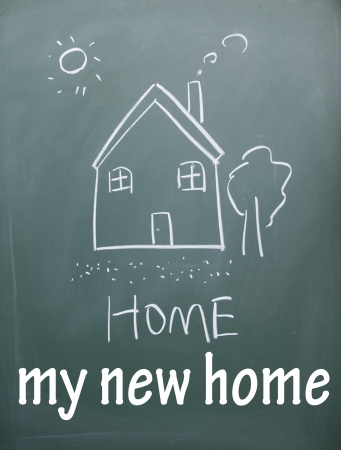 my new home  photo