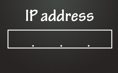 ip address  Stock Photo - 14475176