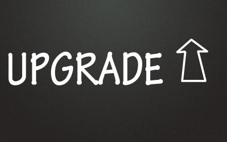 upgrade symbol Stock Photo - 14475291
