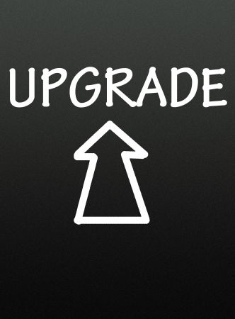 upgrade symbol  photo