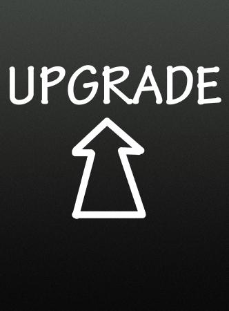 upgrade symbol  photo