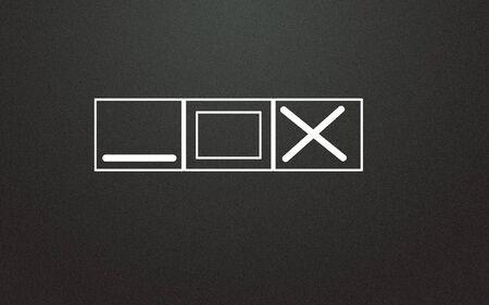 button symbol  photo