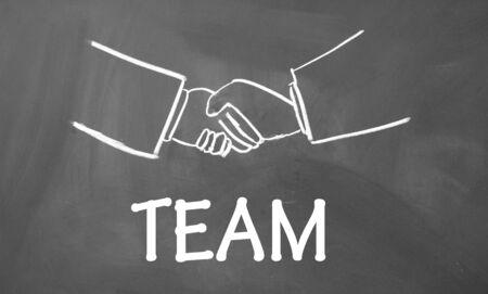 team symbol  photo