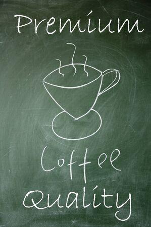 tipple: premium quality coffee  symbol