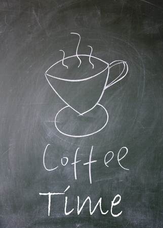 tipple: coffee time symbol