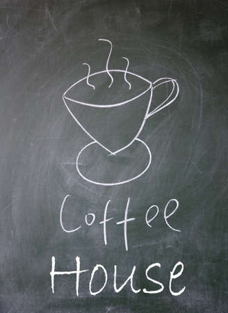 coffee house symbol  Stock Photo - 14475177