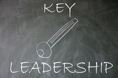 abstract leadership key Stock Photo - 14475270