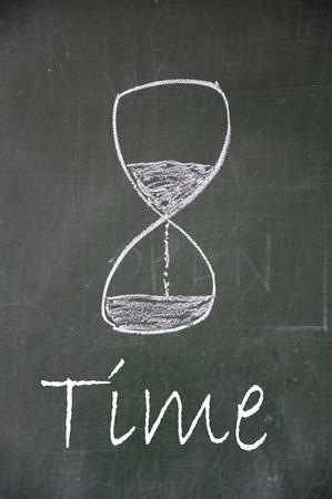 time symbol  photo