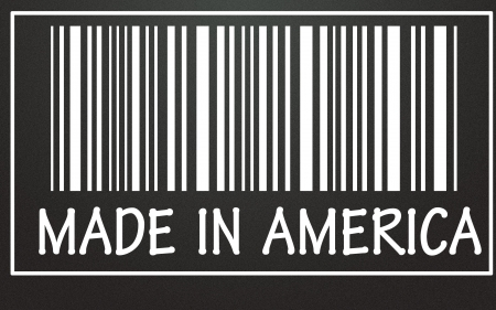 made in america symbol  photo