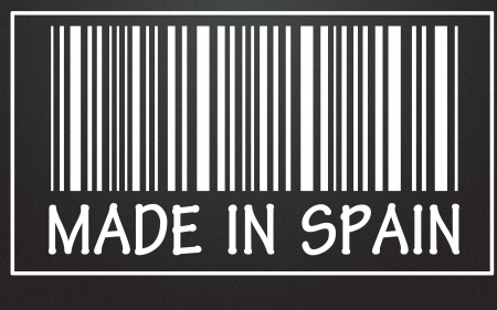 made in spain symbol  photo