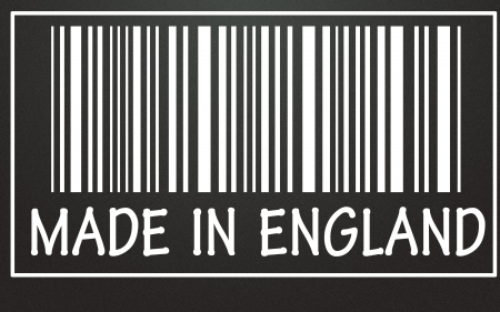 made in india england  photo