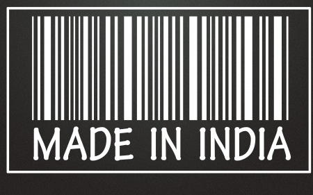 made in india symbol  photo