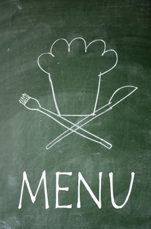 menu symbol Stock Photo - 14692364