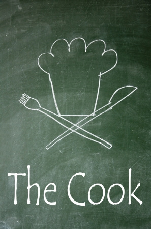 the cook symbol  photo
