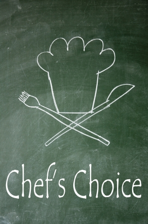 chef s choice symbol  photo