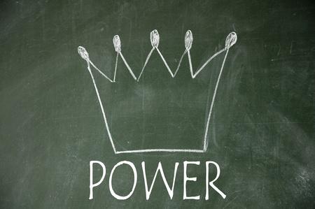 power symbol  photo