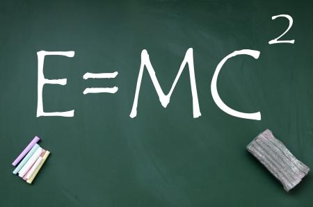 Energy formula symbol photo