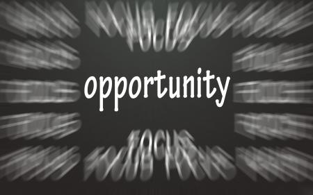 focus opportunity symbol