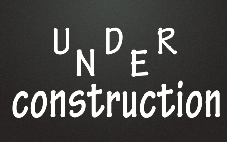 under construction symbol photo