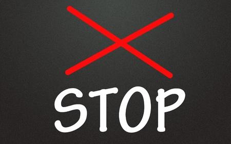 Prohibited symbol Stock Photo - 14828266