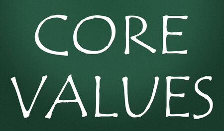 core values symbol  photo