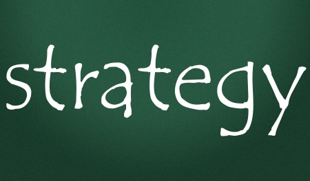 strategy symbol photo