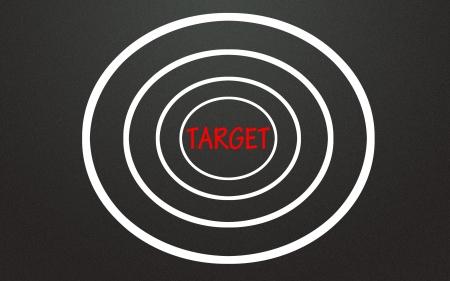 target symbol  photo